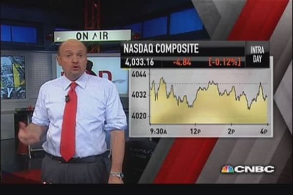 Stock market says we need to be ready for jobs data: Cramer
