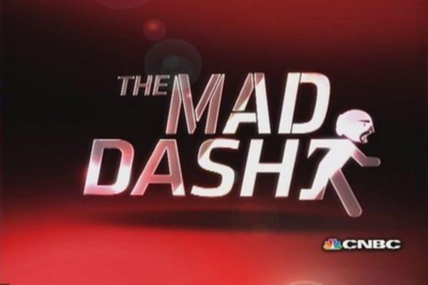 Cramer's Mad Dash: Huge fan of LinkedIn