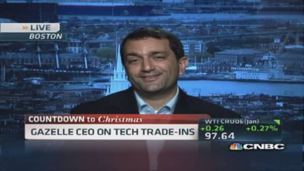 Holidays are more about gifting than trading: CEO