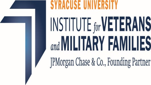 The Institute for Veterans and Military Families Logo