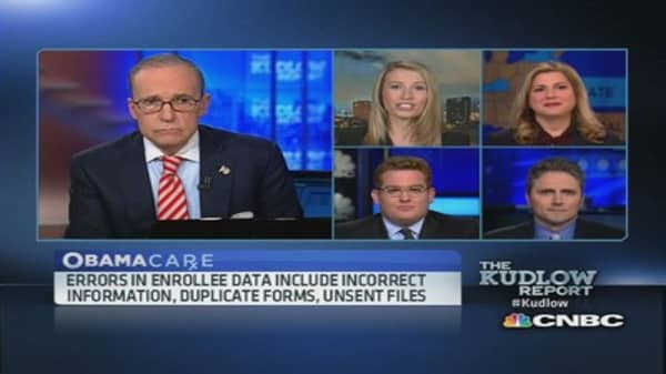 Obamacare safety net for insurance companies: Pro