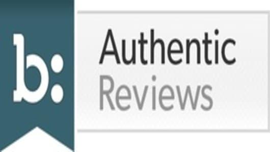 Bazaarvoice Authentic Reviews Trust Mark