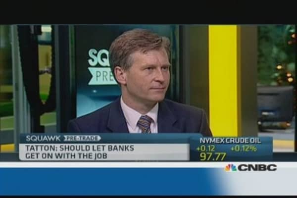 UK banking regulation is 'toothless': Pro
