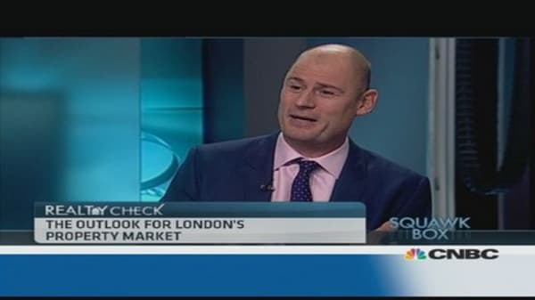 Asian buyers like London property: Pro