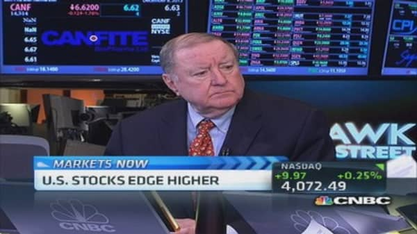 Art Cashin: Fed will walk delicately