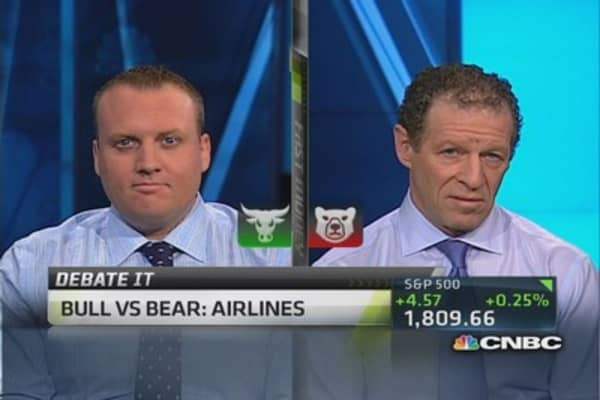 Bull vs. Bear: Airline stocks