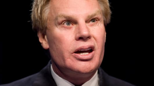 Abercrombie & Fitch CEO Michael Jeffries in a 2009 photo