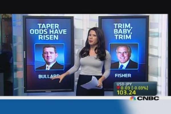 After Fed speak, is December taper on the cards?