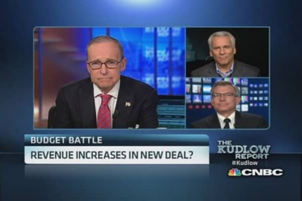 Is Congress close to reaching budget deal?