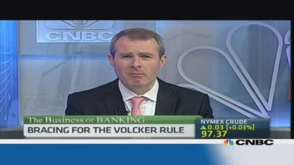 Long-awaited Volcker Rule to be approved Tuesday