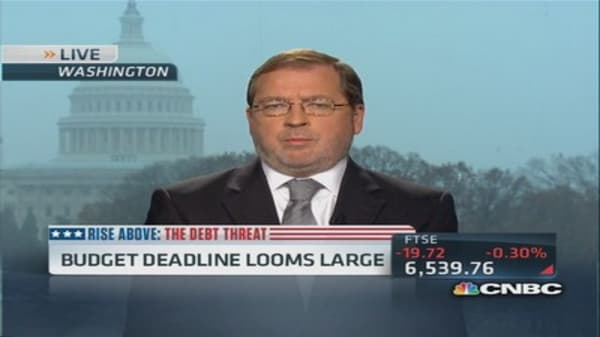 Norquist: We need to retain the sequester