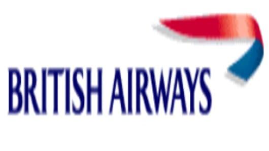 British Airways PLC Logo