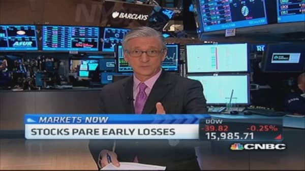 Pisani: Bond market is stabilizing stocks