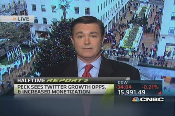 Can Twitter keep flying?