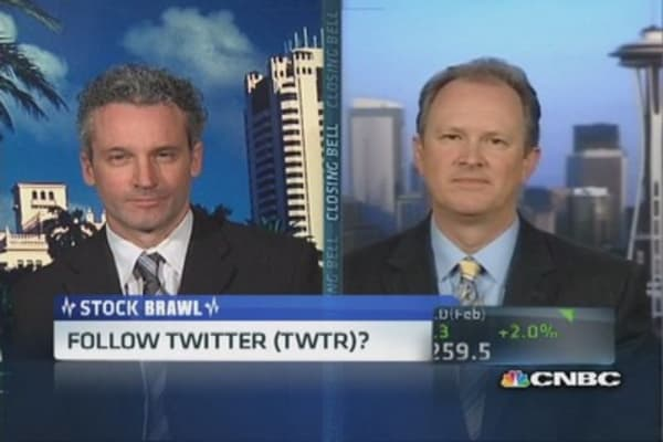 Twitter already had its growth: Pro