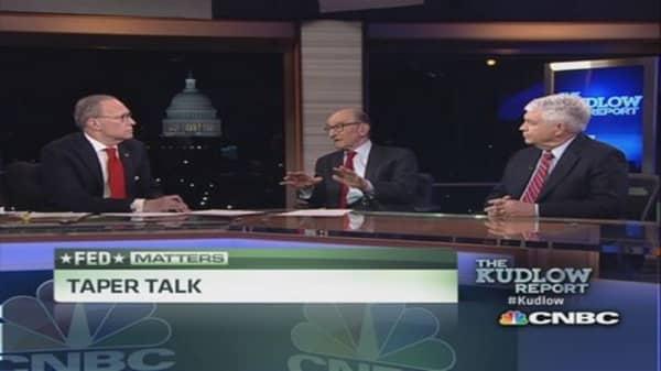 Fed should begin unwinding position: Greenspan