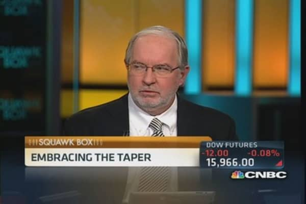 Gartman: QE has 'overstayed its welcome'