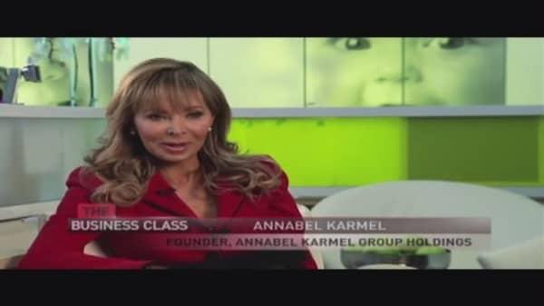 Meet the company - Annabel Karmel
