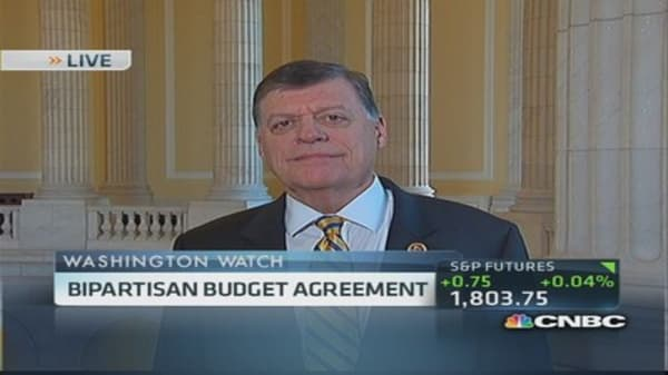 Rep. Cole: Budget will pass but expect opposition