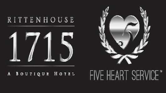 Rittenhouse 1715 A Boutique Hotel logo