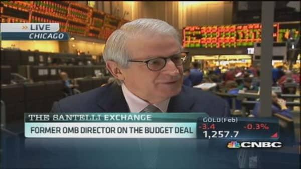 Budget deal is a joke and betrayal: Expert