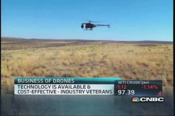FAA expected to pick 6 drone test sites