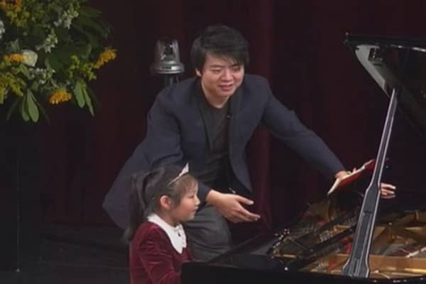 CNBC Meets: Lang Lang, part two