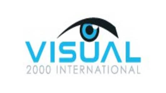 Visual 2000 International logo