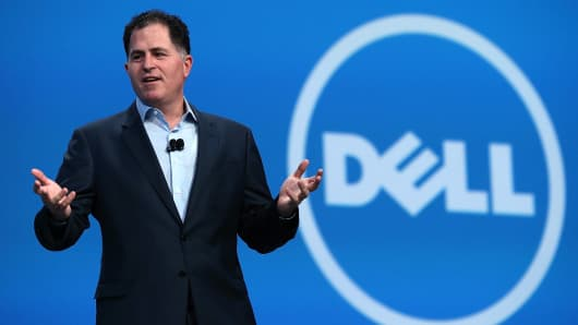 Dell CEO Michael Dell