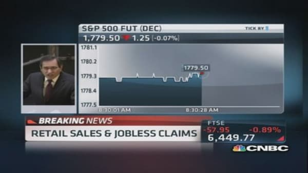 Jobless claims up 68,000 to 368,000