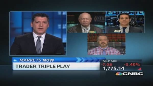 Trader Check: Oil, yen & the taper