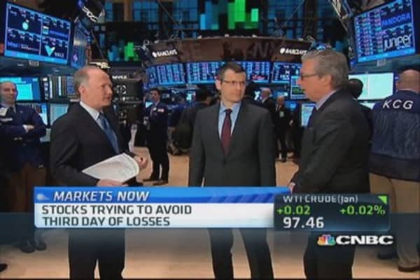 Pisani: Any chance the Fed increases the taper?