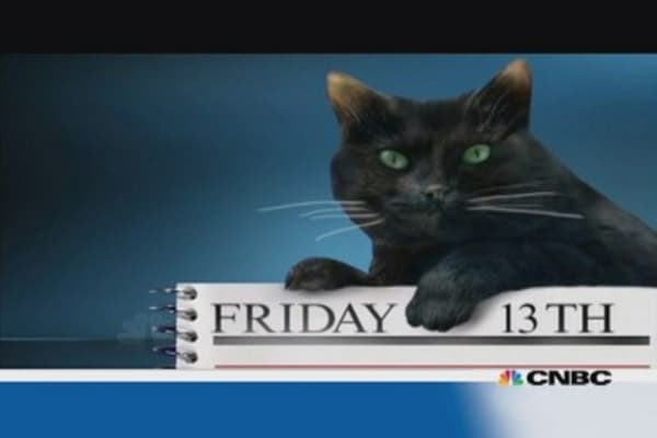 Worst fears revealed on Friday the 13th