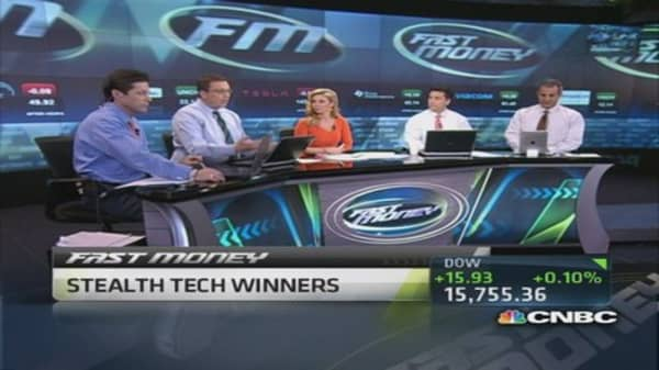 FM traders top tech picks: HPQ, MU & more