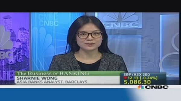 Are Asian banks ready for Fed tapering?