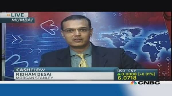 Indian markets awaiting RBI decision: Pro