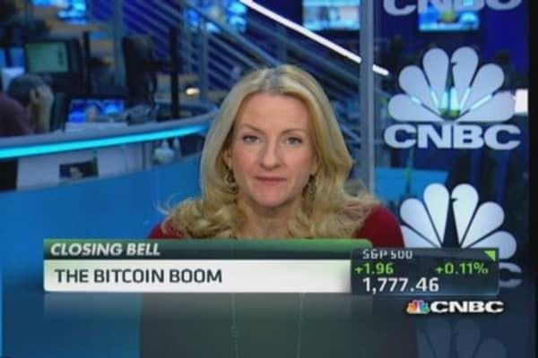 Confidence in bitcoin?