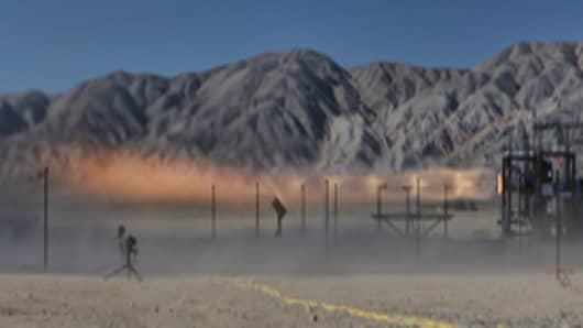 Aerojet Rocketdyne Tests CST-100 Engine