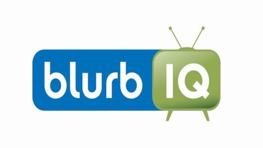 blurbIQ logo