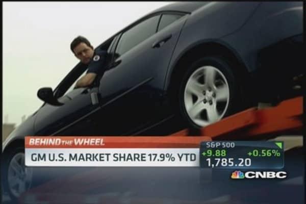 GM investing $1.3 billion in engine plants