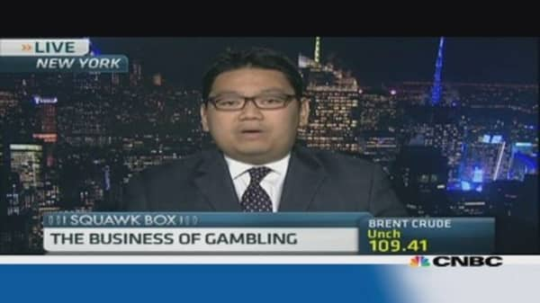 Time to roll the dice on Macau?