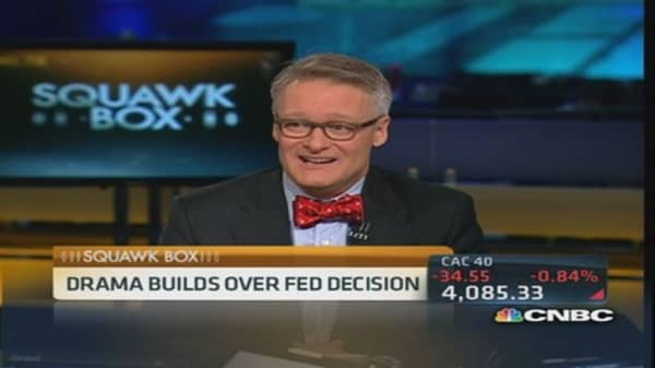 The Fed's got a lot of reasons to move: Expert