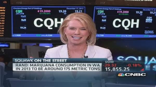 Marijuana consumption doubles estimates in WA