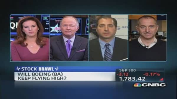 Big risk buying Boeing: Pro