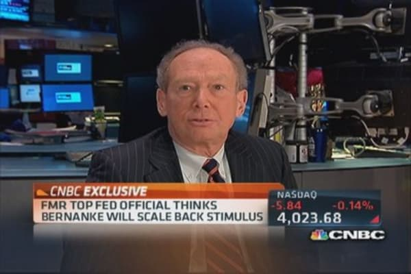 Time to taper: Fmr. Minneapolis Fed president