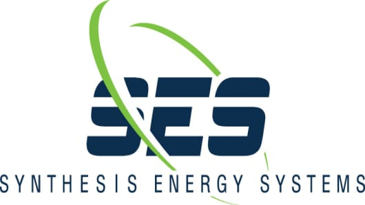 Synthesis Energy Systems Logo