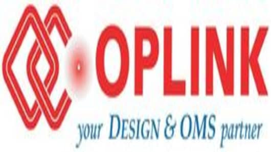 Oplink Communications, Inc. Company Logo