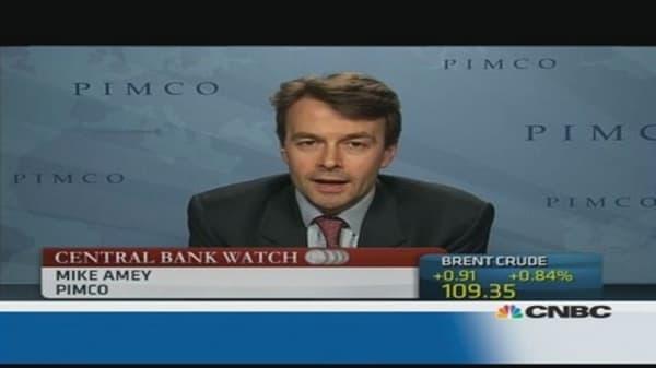 BoE may skew rate debate back to inflation: PIMCO