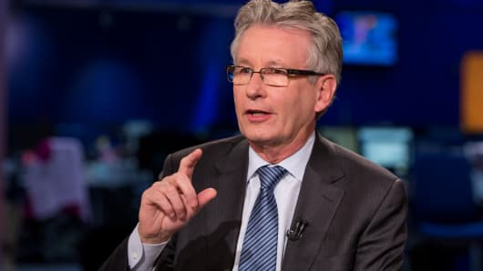 Nigel Travis, CEO of Duncan Brands.