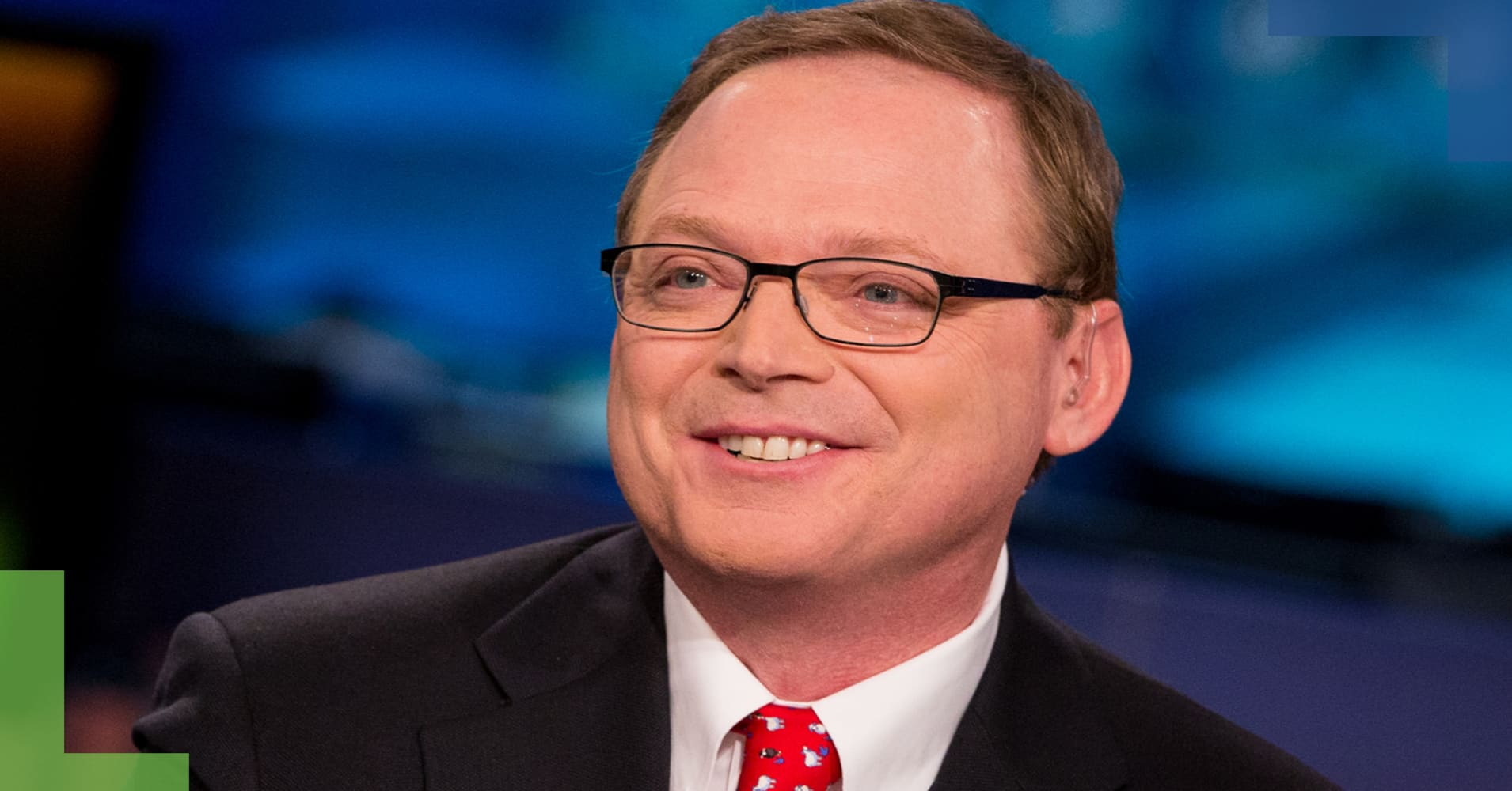 Trump advisor Hassett: Emerging markets fallout, not US inflation, poses 'biggest risk' to economy